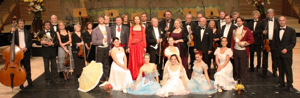 Die große Johann Strauss Gala
